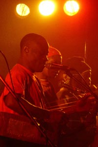 Metouli, Ybunga & Lekeweh